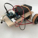 オリジナルロボットカー
